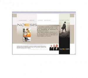 sitio NOESIS, Consultores
