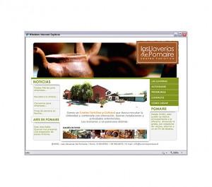 sitio LAS LLAVERIAS DE POMAIRE, Centro recreacional, restaurant y eventos