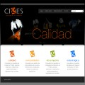 web home Ciges - Calidad