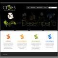 web home Ciges - Desempeño