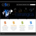 web home Ciges - Estrategia